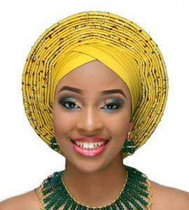 African Headtie